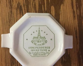 Independence Ironstone Bowl