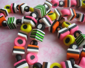 English Liquorice Necklace
