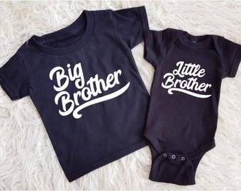 big brother little brother shirts matching boys shirts matching siblings matching kids shirts new siblings outfits big brother outfit