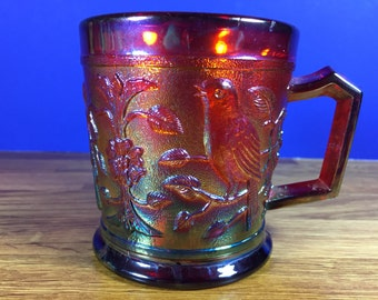 Imperial Carnival Red Robin Cup/ Mug