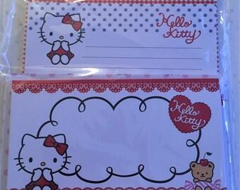 Hello Kitty Letterset