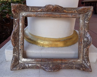 Antique frame French Louis XIV frame dated about 1700