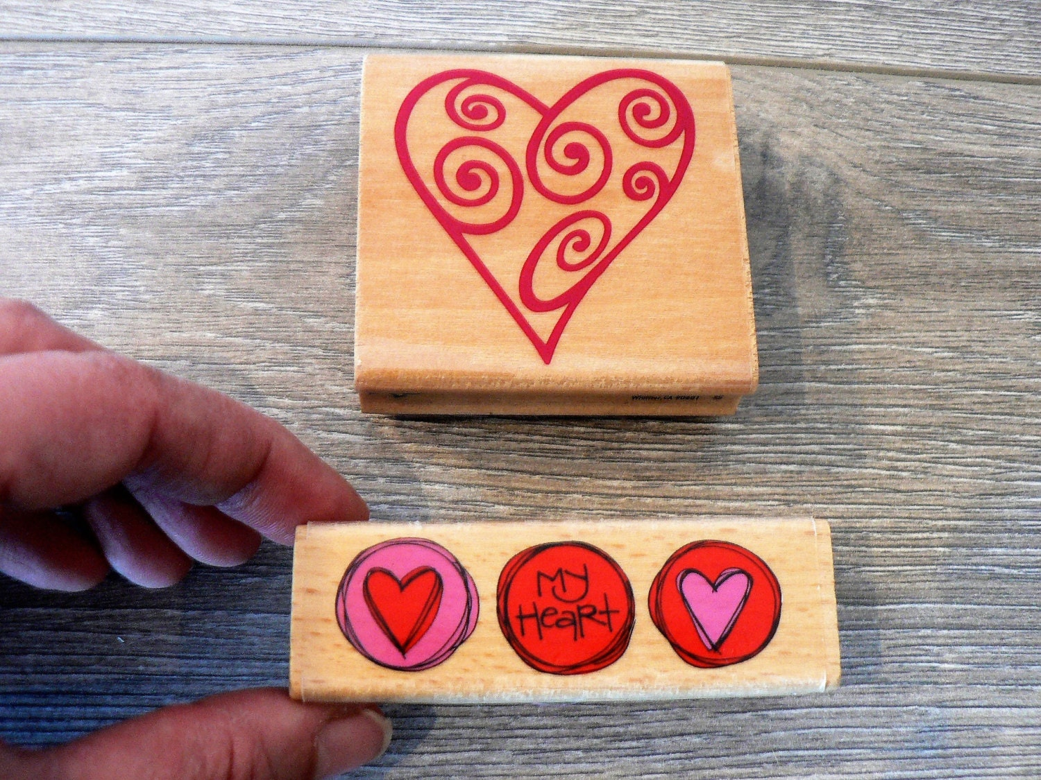 Rubber stamps for crafting - Sold By Mytreasurenook
