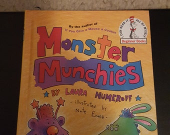 Dr Suess Monster Munchies