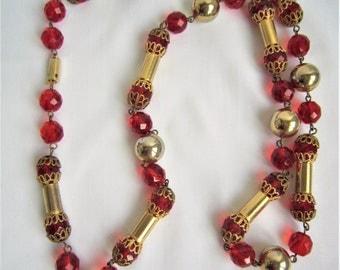 Vintage Valentino necklace, 1980s