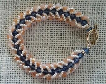 Swarovski Crystal Bridal Party Bracelet