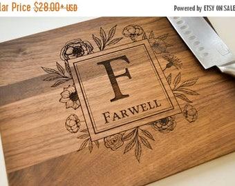 walnut cutting board  etsy, Kitchen design