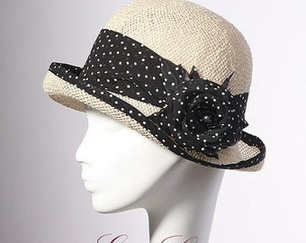 Accessories, Hat, Fashion, Summer hats, white hat, Jamaica, New York, Hats Ascot, Church hat, Hat with a brim, Best hat, Exclusive hats.
