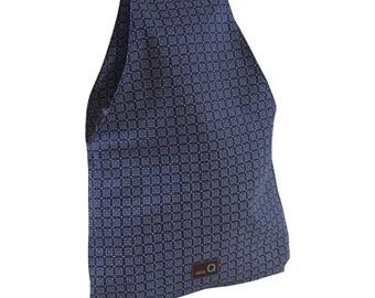 Della Q Nora Wrist Bag, Knitting Project Bag Wristlet Knitting Bag, Della Q Project Bag Della Q Yarn Bag Knit & Go Bag, Crochet Project Bag