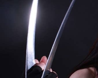 Wolverine X-23 inspired laura kinney claws  Cosplay Replica