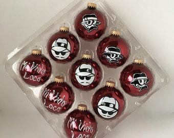 Felix Lowrider Ornaments