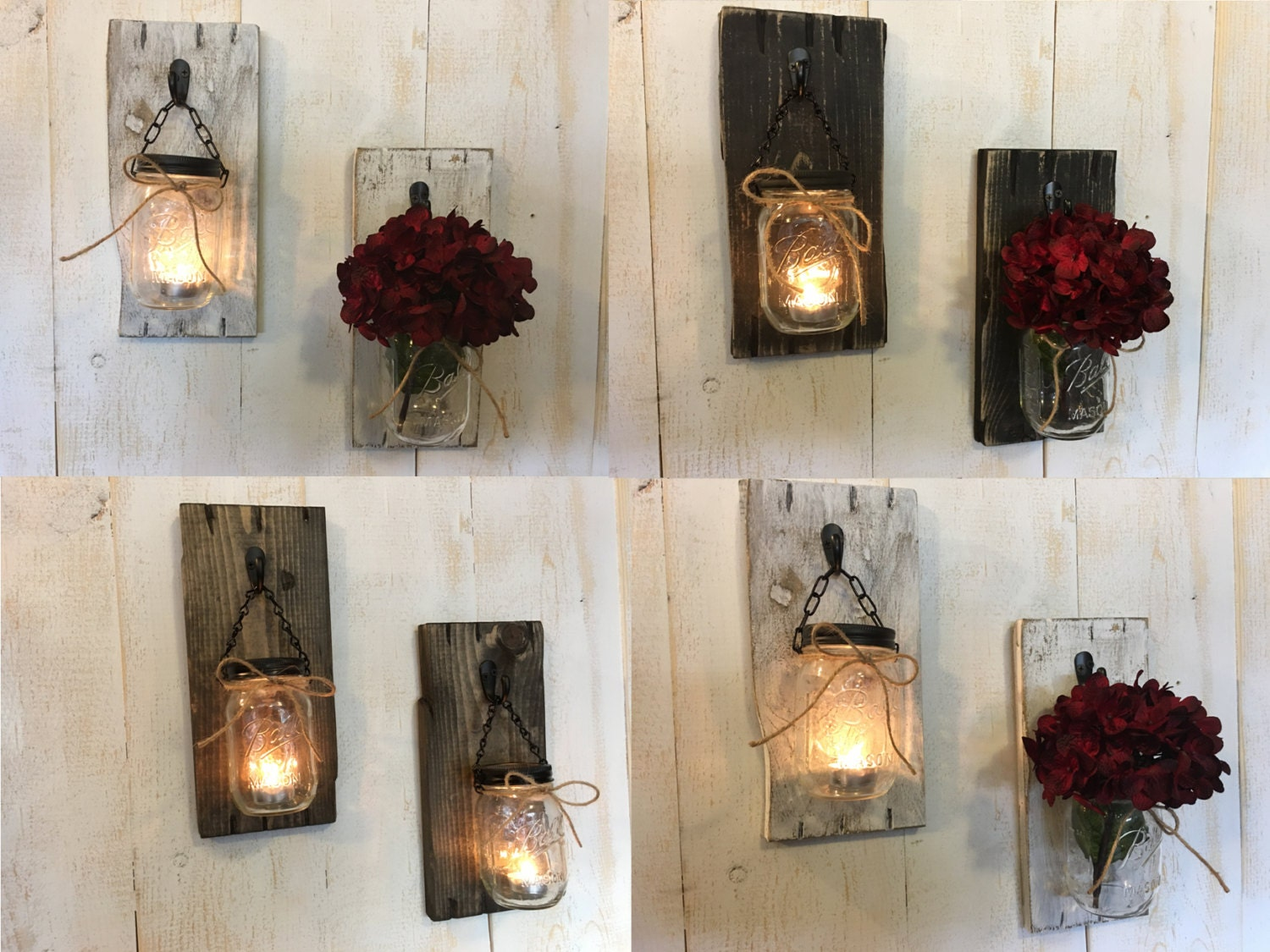 Wall sconces for candlesndle holders rustic candle holders candle holders rustic candle holders candles mason jar candles candle decor wall sconces candle sconces wood amipublicfo Image collections