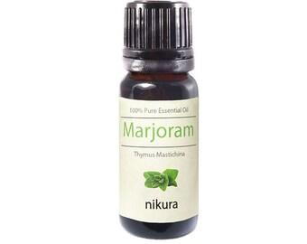 100% Pure Marjoram (Sweet) Essential Oil 10ml, 50ml, 100ml