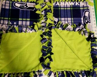 Mini Seahawks Blankets