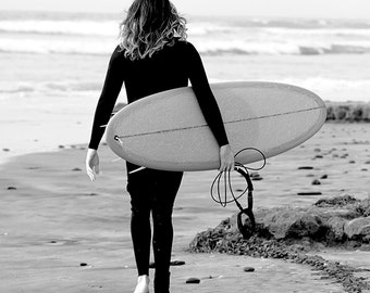 Going Surfing