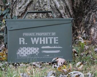 Custom Ammo Box