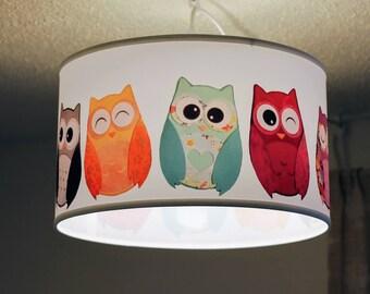 Owls Pendant Lamp