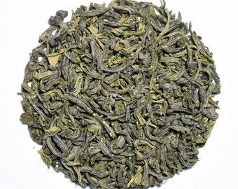 SPRING GREEN | Green Tea | Organic | Gou Lu | Loose Leaf | Tea Bags | Tea Tin | Iced Tea | Eco-Friendly