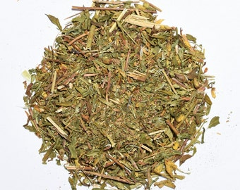 ST JOHN'S Wort | Organic | Herbal Tea | Herb | Loose Leaf | Tea Bags | Tea Tin | Iced Tea | Eco-Friendly