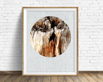 "nature photography, large art, large wall art, printable art, instant download printable art, nature prints, rustic wall art -""In The Grain"""