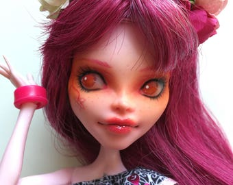 Monster High OOAK CAM vampire Girl Repaint