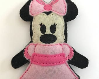 Minnie Mouse inspired Catnip Toy