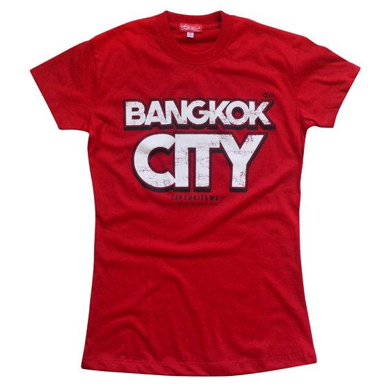 TepThaiTewa : Bangkok City Women's T-Shirt