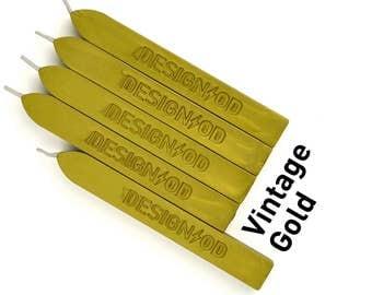 Vintage Gold - Design OD Wax Sticks - (DODA07)
