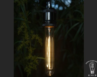 Vintage Edison Style Retro Tungsten Filament T30-185 - 110V/40W Bulb