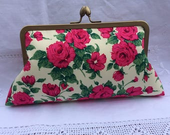 Framed Clutch Purse, Occasion Purse