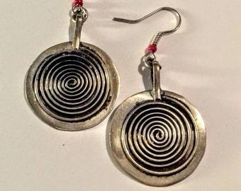 Pendientes spirales