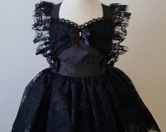 Black tutu dress – Etsy