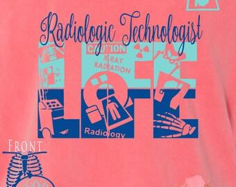 Radiologic Technologist Radiologist X-Ray Technician Life