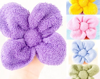 Washcloth Creation - Washcloth Favor - Washcloth Flower - Party Favor - Baby Shower Favor