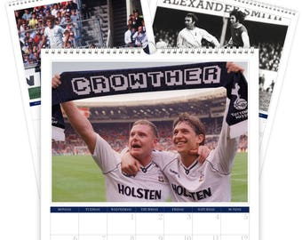 Football Desktop Calendar