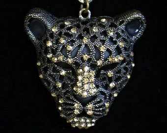 Tiger/Leopard/Jaguar Necklace