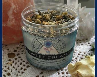 Sweet Dreams Herbal Incense Blend