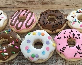 Doughnut Cookies (1 Dozen)