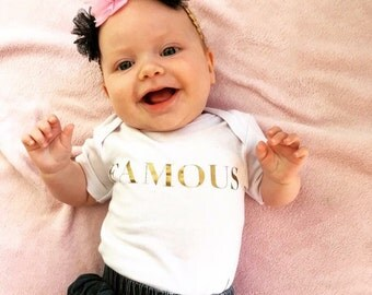 Famous Childrens Tee