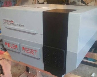 Custom  Giant NES storage shipping included!