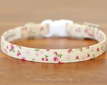 Jasmine Cat Collar