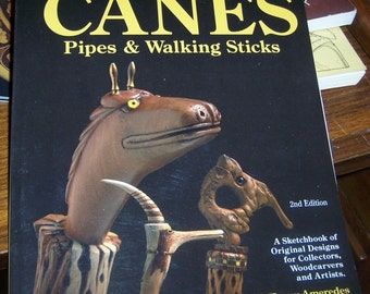Canes,Pipes and Walking Sticks