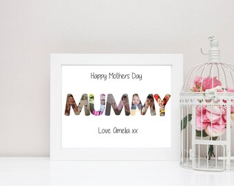Mother Day Photo Print