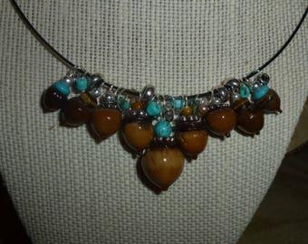 Acorn Necklace #308
