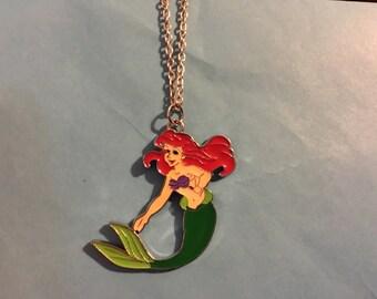 Little Mermaid Necklace   U30