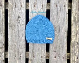 Gebreide BABYMUTS handgemaakt peuter - knitted babyhat handmade toddler