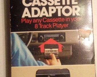sparkomatic stereo cassette adaptor