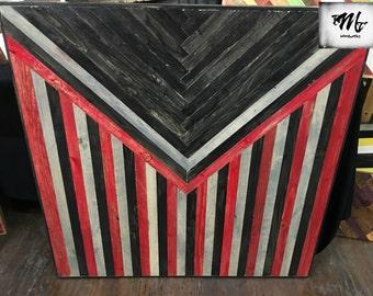 Wood Wall Art - FREE SHIPPING - SALE