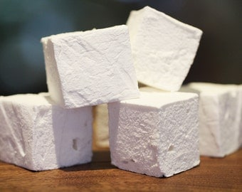 Vanilla gourmet marshmallows