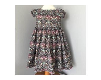 SANDRINGHAM handmade Liberty London dress